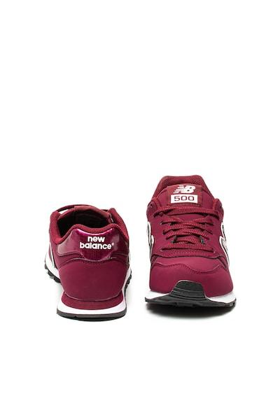 New Balance Pantofi sport de piele ecologica 500 Femei