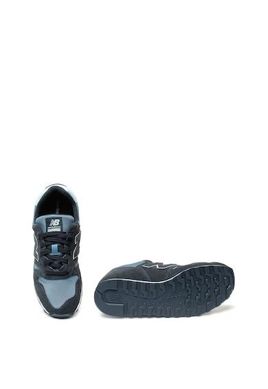 New Balance 373 nyersbőr sneaker hálós anyagbetétekkel női