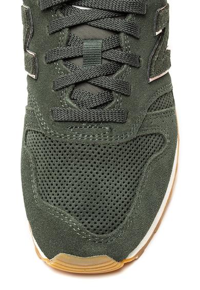 New Balance 373 hálós anyagú nyersbőr sneaker női