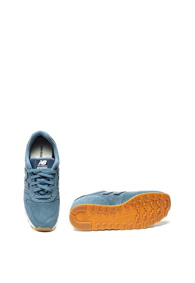 New Balance Спортни обувки 373 от велур и мрежа Жени
