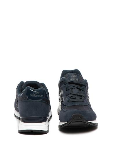 New Balance Велурени спортни обувки 565 мрежести елементи Жени