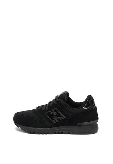 New Balance Pantofi sport de piele intoarsa 565 Femei