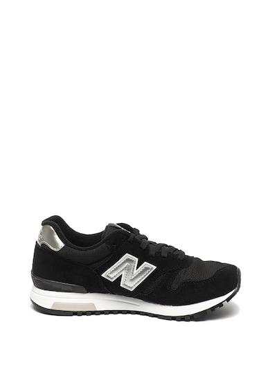New Balance 565 Sneaker nyersbőr betétekkel női