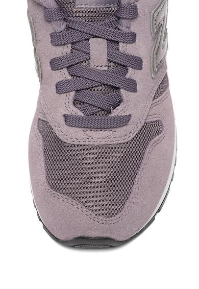 New Balance Pantofi sport de piele intoarsa si plasa 565 Femei
