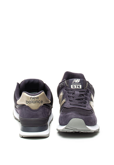New Balance 574 Classics nyersbőr sneaker női