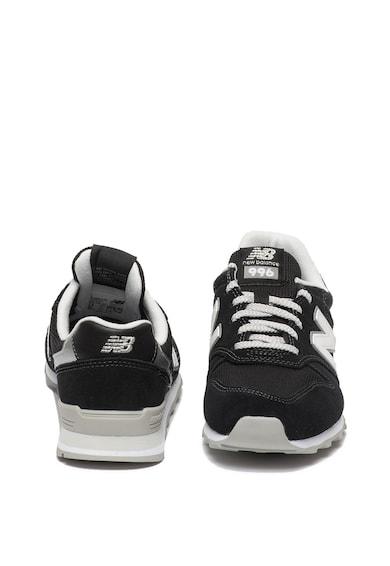 New Balance Pantofi sport cu insertii de piele intoarsa 996 Femei