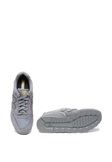 New Balance 996 sneaker nyersbőr betétekkel női