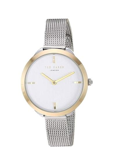Ted Baker Аналогов часовник от неръждаема стомана Жени