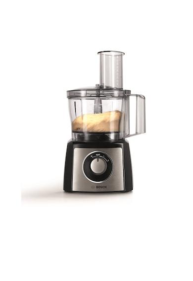 BOSCH Кухненски робот  MCM3200W, 800 W, 2 Скорости + Функция Moment, Блендер 1 л, Купа 2.3 л, Бял/Сив Жени