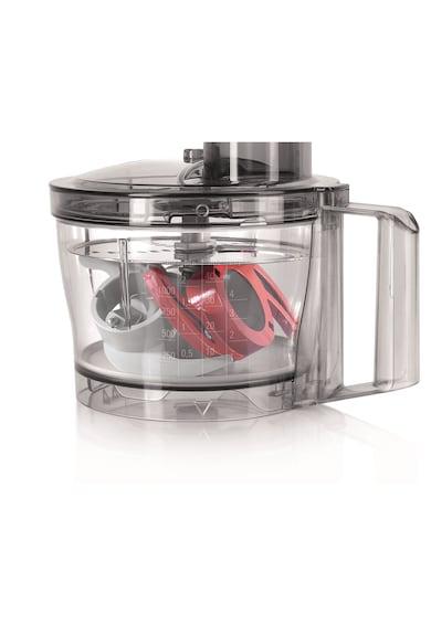 BOSCH Кухненски робот  , 800 W, 2 Скорости + Функция Moment, Блендер 1 л, Купа 2.3 л, Бял/Сив Жени