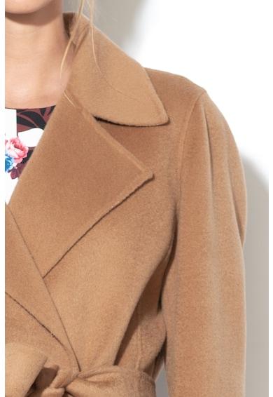 Marella Вълнено палто Tigre със свободна кройка Жени