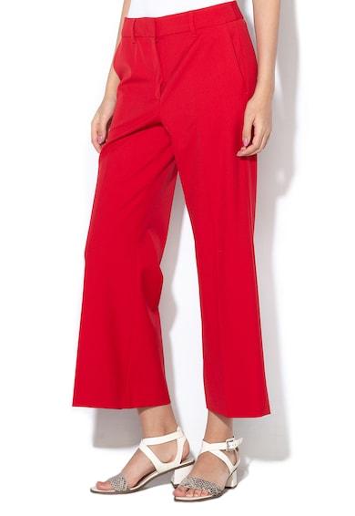 Marella Pantaloni crop cu croiala ampla Boschi Femei