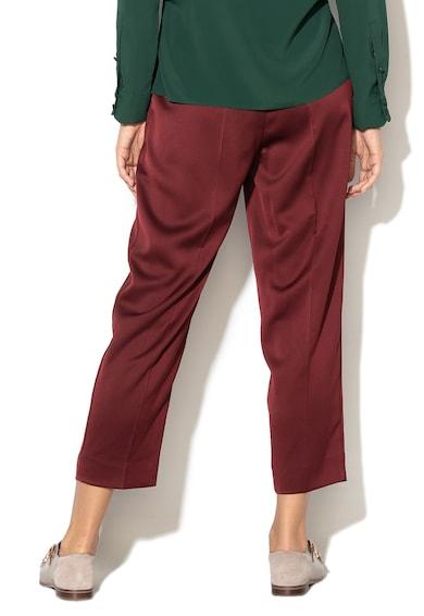 Marella Pantaloni straight fit, cu snur in talie Ondina Femei