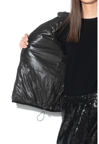 Marella Jacheta din material usor, cu aplicatii de paiete Mosca Femei