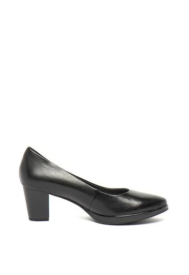 Jana Shoes Кожени обувки с ComfortFit Жени