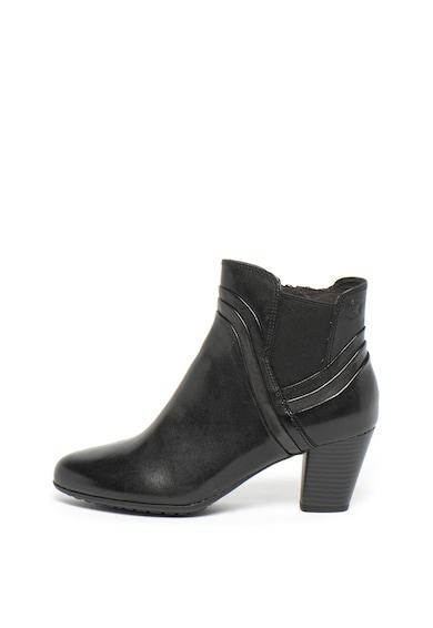 Jana Shoes Кожени боти Chelsea Жени