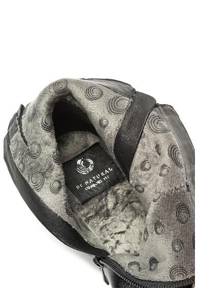 Jana Shoes Botine de piele cu aplicatii cu nituri Femei