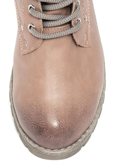 Jana Shoes Боти Chelsea от еко кожа с еко вата Жени