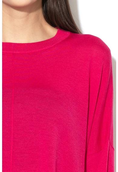 Liu Jo Асиметричен вълнен пуловер Жени