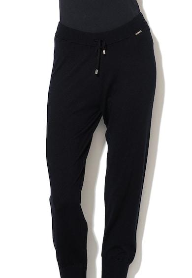 Liu Jo Фино плетен спортен панталон с връзка Жени