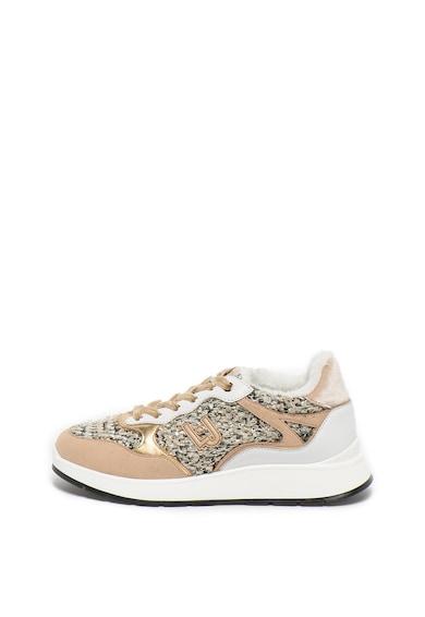 Liu Jo Pantofi sport cu insertii stralucitoare Asia Femei