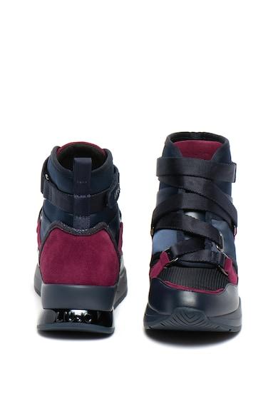 Liu Jo Кожени спортни обувки Karlie с велурени детайли Жени