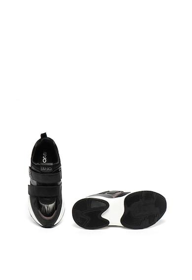 Liu Jo Pantofi sport cu insertii de piele Jog Femei