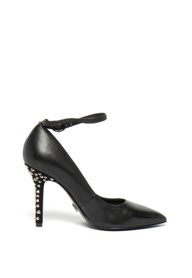 Liu Jo Bea bokapántos tűsarkú cipő szegecsekkel női