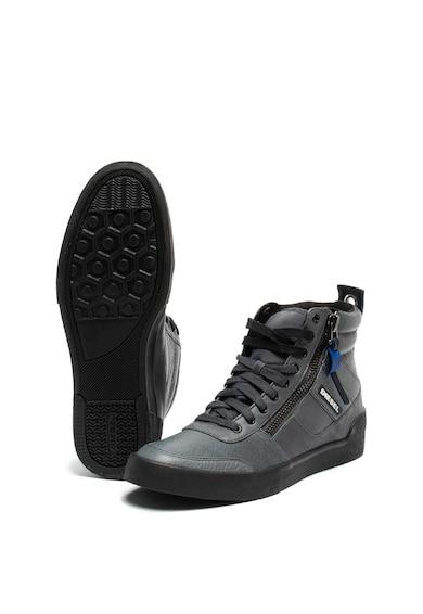 Diesel Pantofi sport de piele Dvelows Barbati