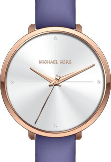 Michael Kors Часовник с кожена каишка Жени
