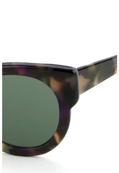 Giuliani Ochelari de soare cat-eye cu lentile uni Femei