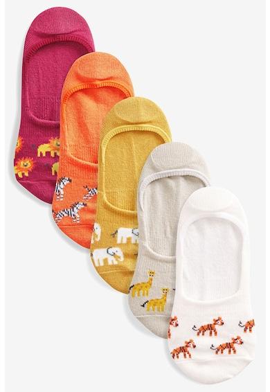 NEXT Десенирани изрязани чорапи - 5 чифта Жени