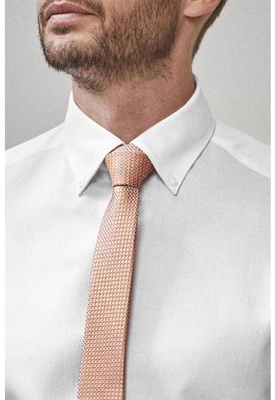 NEXT Set de camasa regular fit, batista decorativa si cravata - 3 piese Barbati