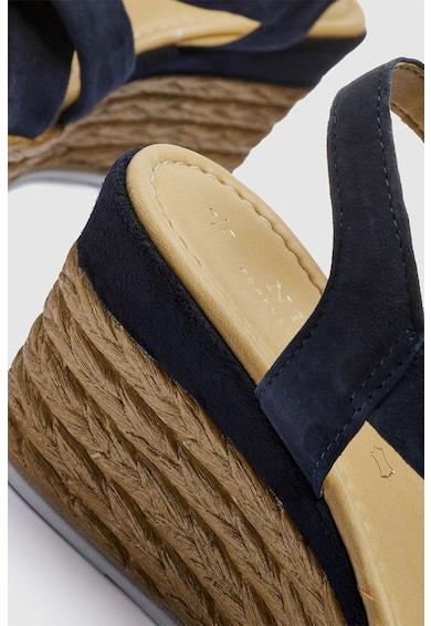NEXT Sandale wedge de piele intoarsa Femei