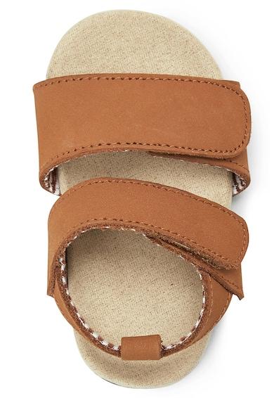 NEXT Sandale de piele, cu velcro Baieti