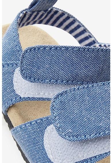 NEXT Sandale din denim, cu velcro Baieti