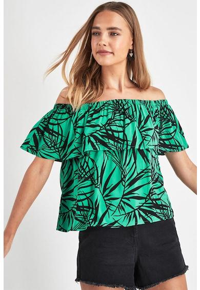NEXT Bluza cu decolteu pe umeri Femei