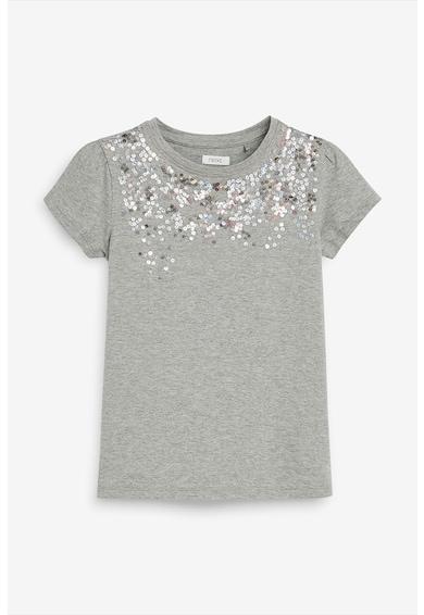 NEXT Тениска с пайети Момичета