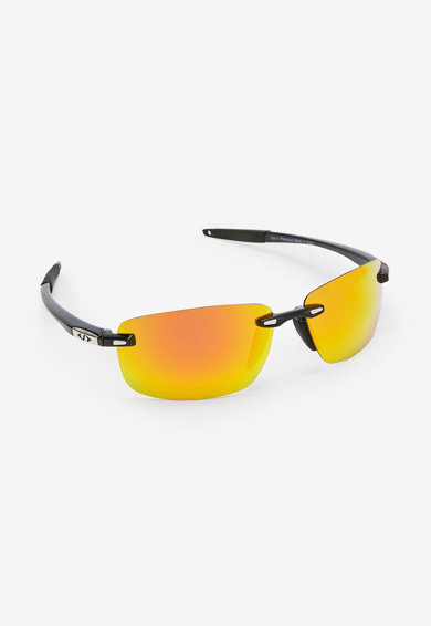 NEXT Ochelari de soare cu lentile polarizate, tip oglinda Signature Barbati