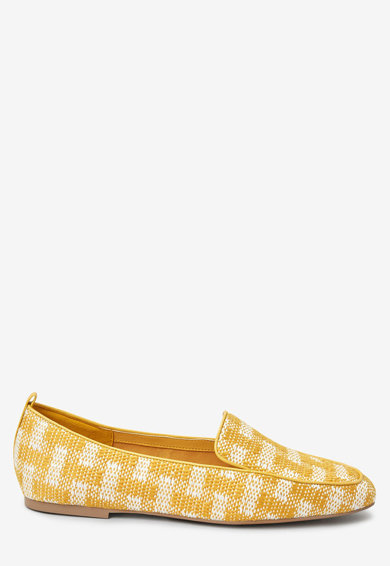 NEXT Pantofi loafer in carouri Femei