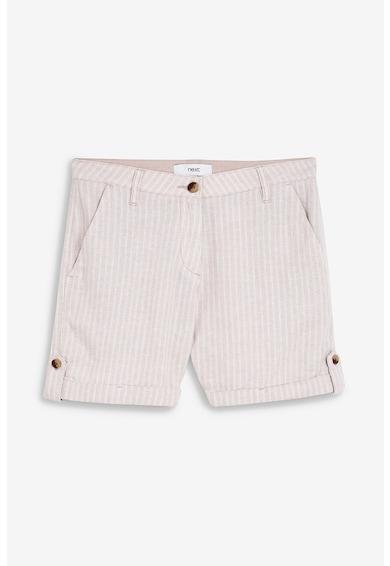 NEXT Pantaloni scurti din amestec de in Femei