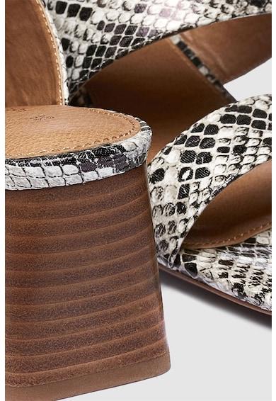 NEXT Papuci de piele ecologica Femei