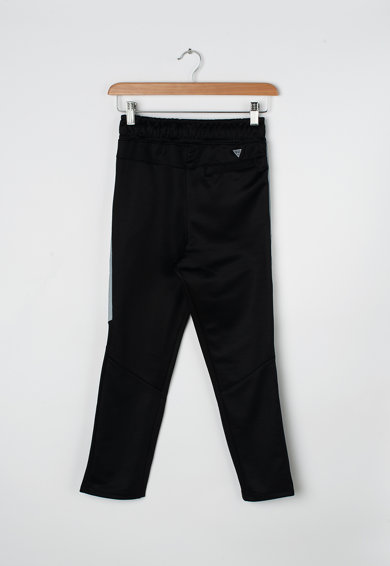 GUESS JEANS Pantaloni sport cu detalii reflectorizante Baieti