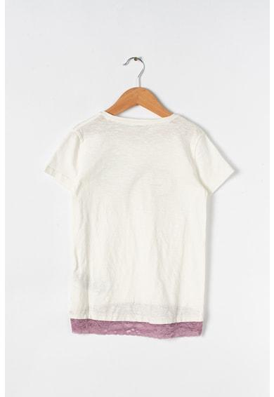 GUESS JEANS Тениска с декоративни камъни Момичета