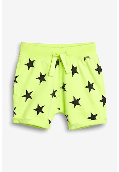 NEXT Pantaloni sport scurti cu model cu stele Baieti