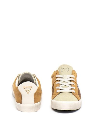 Guess Велурени спортни обувки Мъже