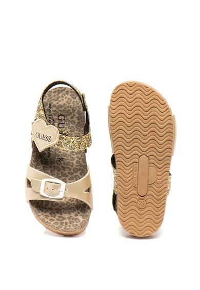Guess Sandale cu insertii stralucitoare Fete