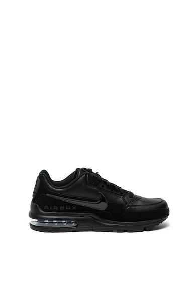 Nike Pantofi sport de piele peliculizata Air Max Ltd 3 Barbati