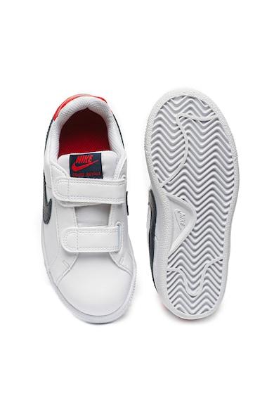 Nike Спортни обувки Court Royale с кожа и велкро Момичета
