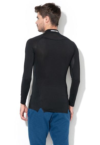 Nike Спортна блуза LS Compression Мъже